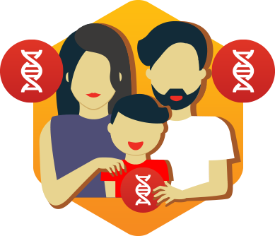 Parentage DNA Test | DNA Laboratory